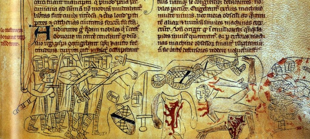Simon de Monfort 800 aniversario 313