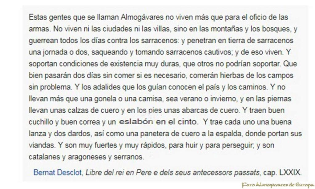 EL ALMOGÁVAR DE LA CATEDRAL DE TORTOSA 54367110