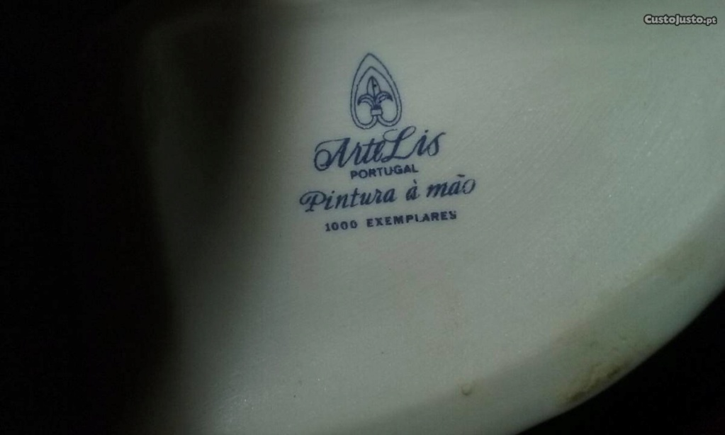 almogávar portugués de porcelana 68321010