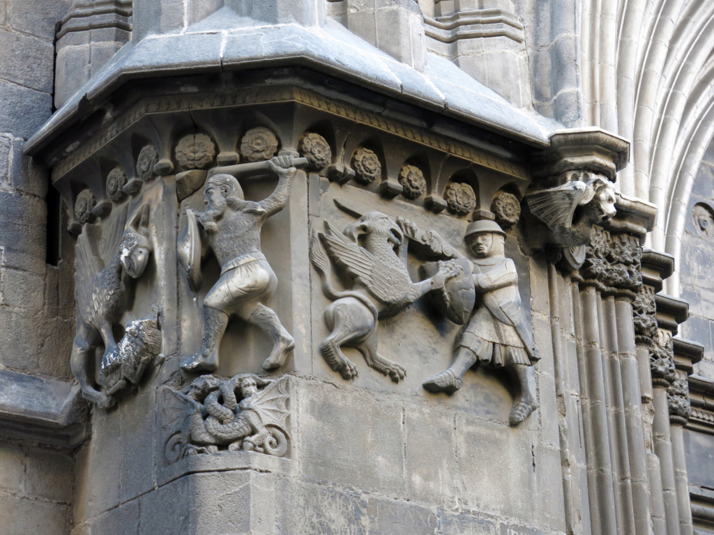 mensaje del rey Jaime en la catedral de Barcelona 75_cat10