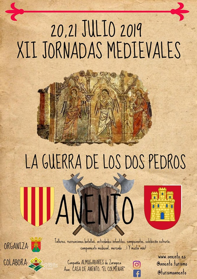 Jornadas Medievales de Anento Anento10