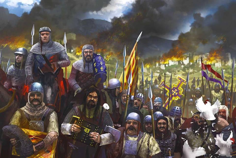 LA RUTA DE LA VENGANZA Imperi10