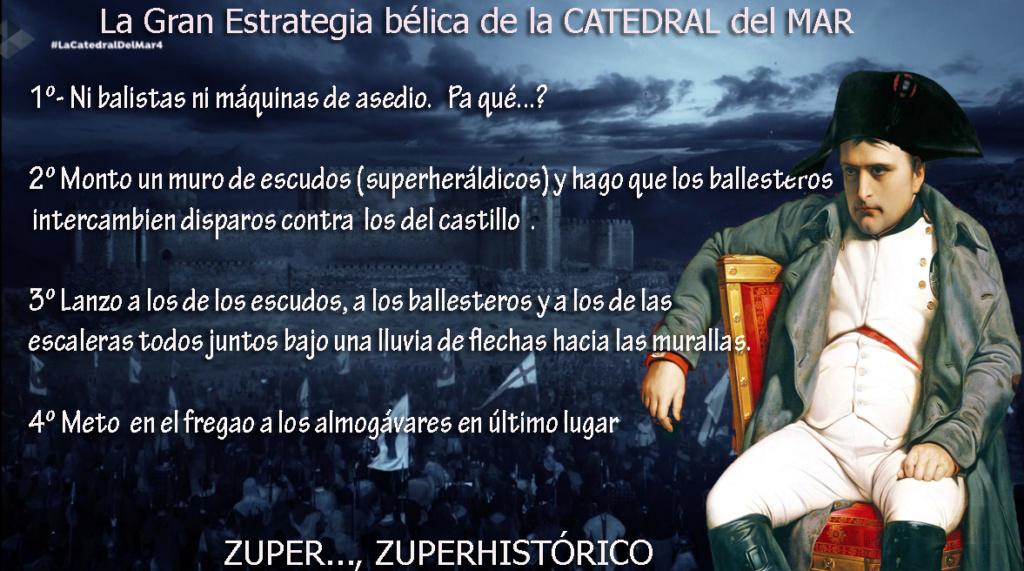 LA ESPAÑOLADA de la Catedral del Mar Napo10