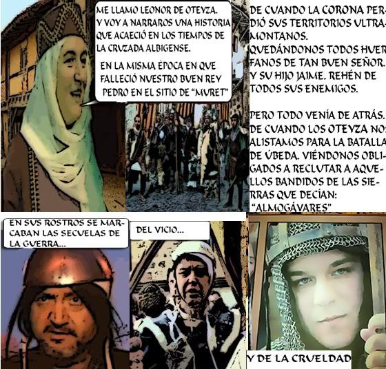 COMIC del RAPTO de la Doncella Oteyza Pagina10