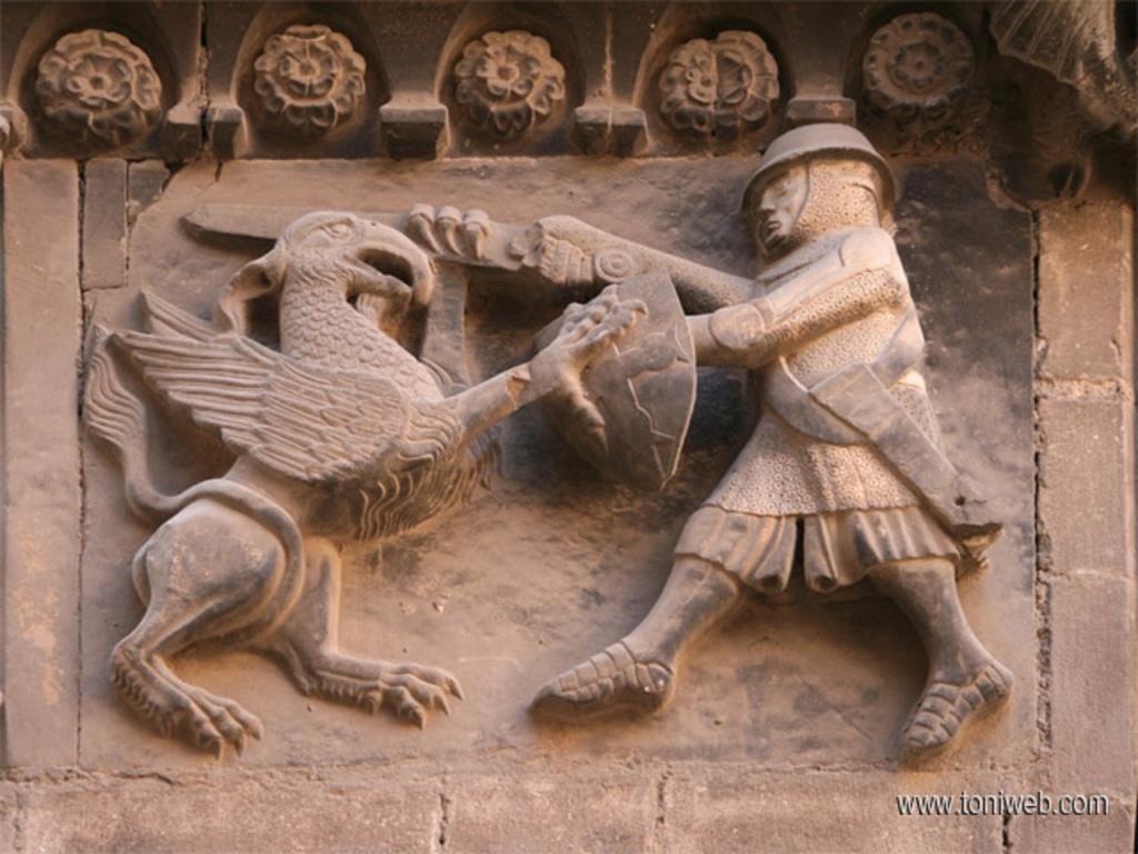 mensaje del rey Jaime en la catedral de Barcelona Portal10