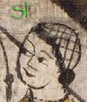 Crespina suelta/cofia atada Si10