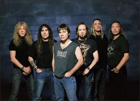 Iron Maiden F710