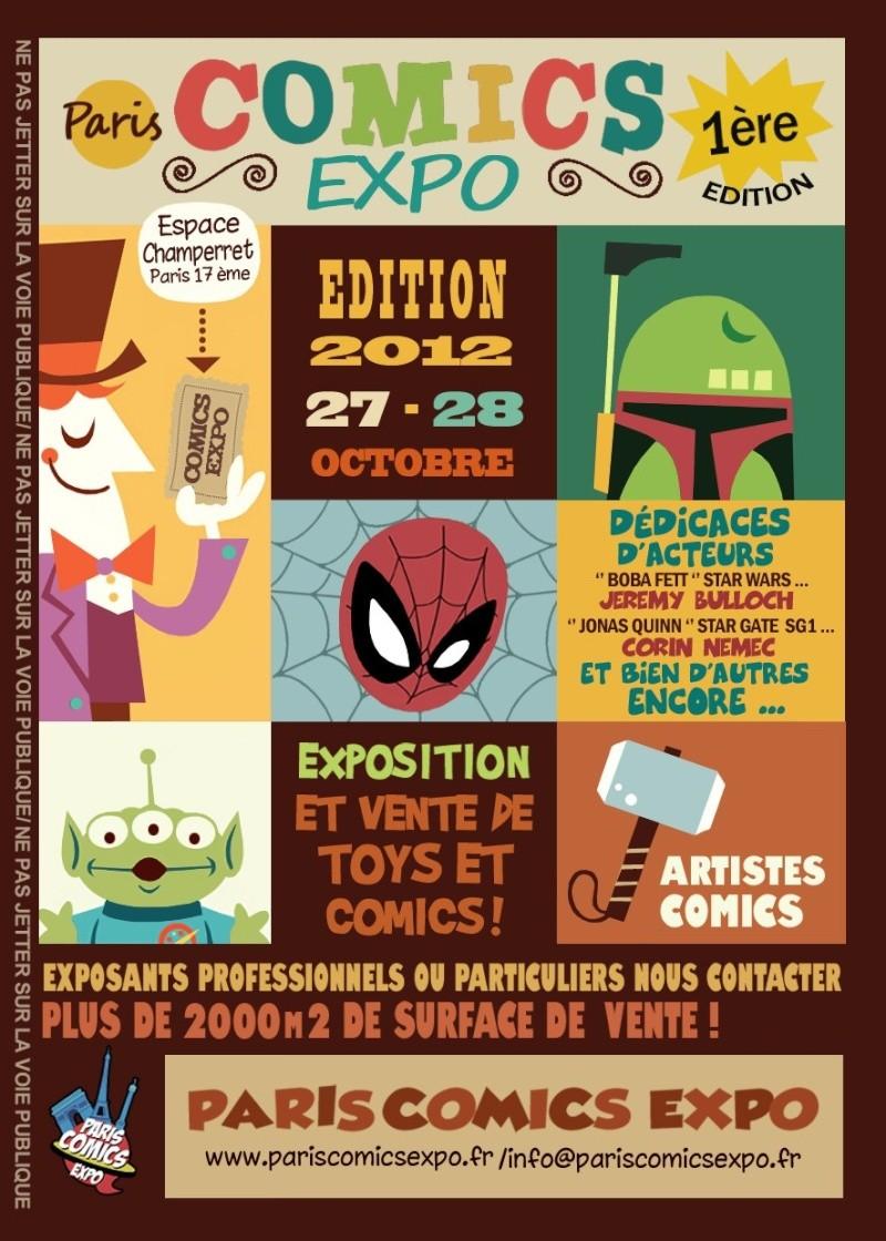 Paris Comics Expo - le 27 et 28 octobre 2012 Parisc10