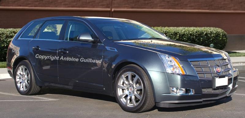 [Cadillac] CTS Wagon 12319_10