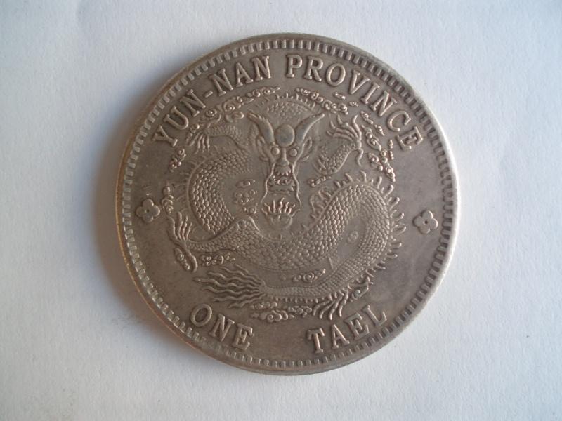 China, 1 dólar, 1890 - 1908 P5050112
