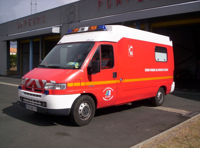 VSAV Vehicule de Secours et d'Assistance aux Victime Vsab10