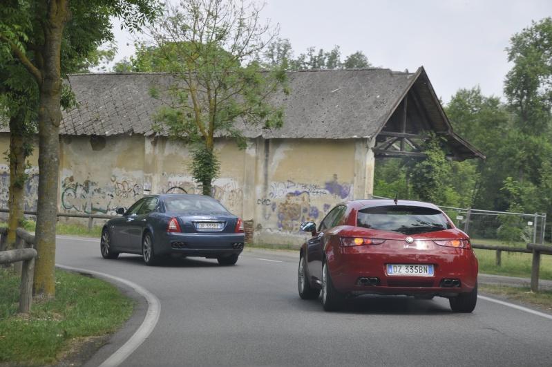 Maserati quattroporte e Alfa Romeo Brera - Pagina 2 _dsc0011