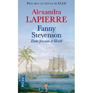 [Lapierre, Alexandra] Fanny Stevenson : entre passion et liberté 515kfq10