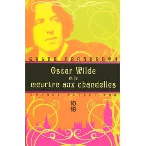 [Brandreth, Gyles] Oscar Wilde et le meurtre aux chandelles 51oefp10