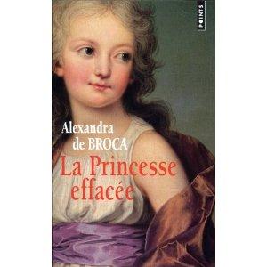 [De Broca, Alexandra] La princesse effacée 51sbui10
