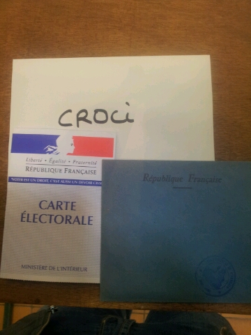 N'oubliez pas d'aller voter 2012-010