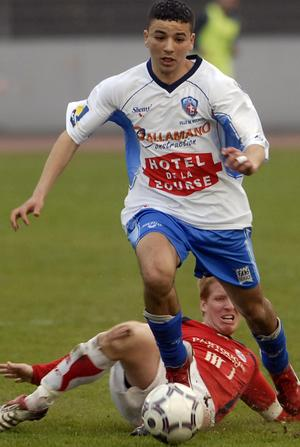 [CFA ] FC Mulhouse / Lille 2 Benali11