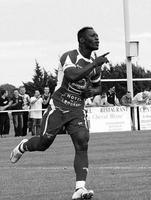 Kanhan Yoroba Didier à l'essai Kanhan12
