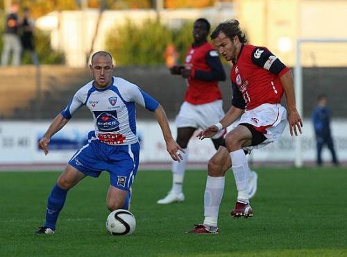 [CFA ] FC Mulhouse / Lille 2 Mastro16