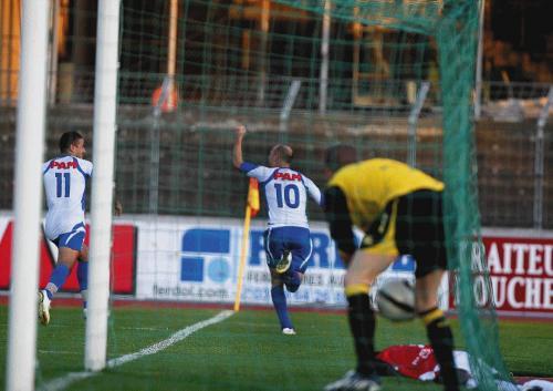 [CFA ] FC Mulhouse / Lille 2 - Page 2 Mastro20