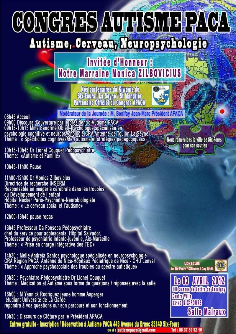 Congrés dans le Sud  Affich14