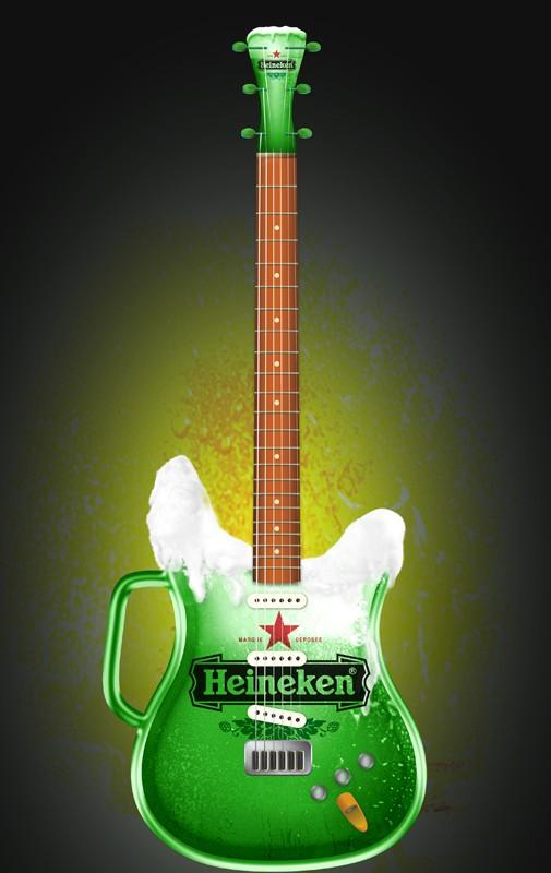 MERLIN' cigar boxes guitare - Page 2 Heinek10