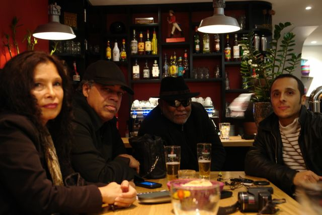 Chicago blues Living History : Biarritz 19/11/2011 Bar110