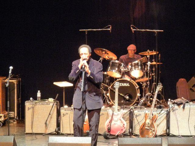 Chicago blues Living History : Biarritz 19/11/2011 Billyb10