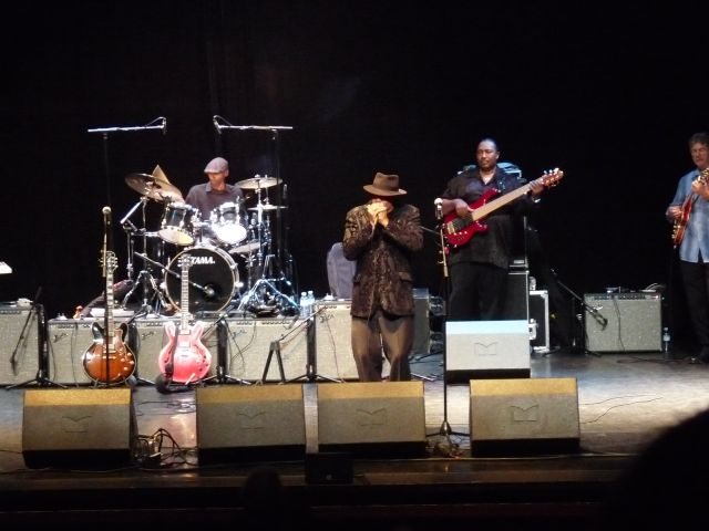 Chicago blues Living History : Biarritz 19/11/2011 Billyb11