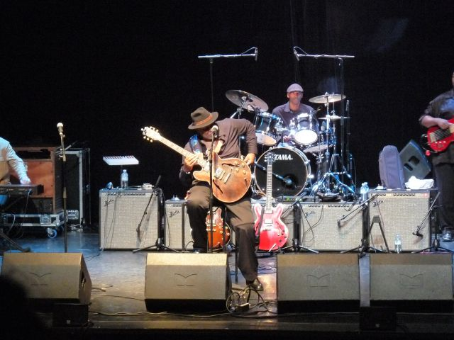 Chicago blues Living History : Biarritz 19/11/2011 Carlos10
