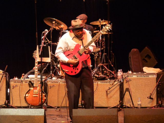 Chicago blues Living History : Biarritz 19/11/2011 Lurrie10