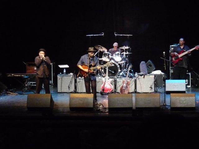 Chicago blues Living History : Biarritz 19/11/2011 Primer10