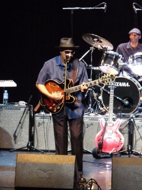 Chicago blues Living History : Biarritz 19/11/2011 Primer12