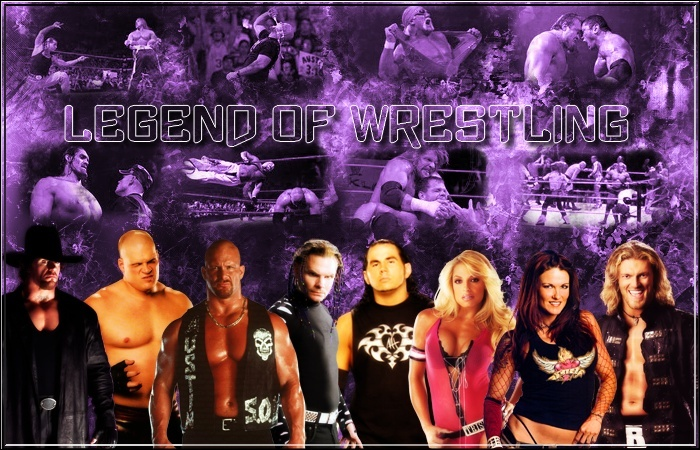 Legend Of Wrestling