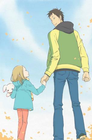 Usagi Drop Bunny10