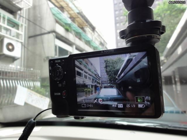 SONY-HX5V 行車紀錄器 0110