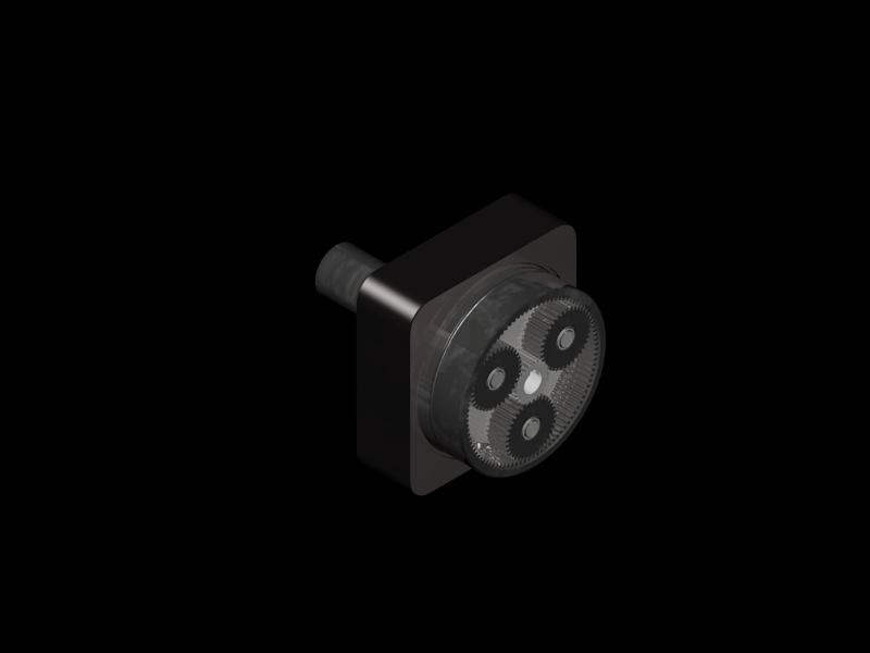 [作品]減速機構+軸承+齒輪彩現 02_tif10
