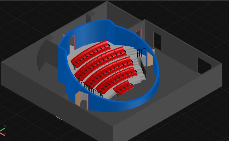 [作品]第一次作3D星象館   112