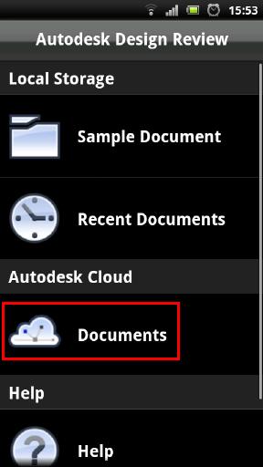 Autodesk 360 線上及智慧型設備-DWF檢視 A00810