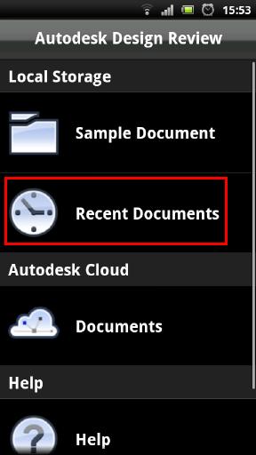 Autodesk 360 線上及智慧型設備-DWF檢視 A01010