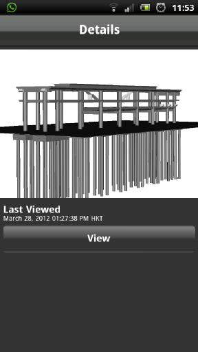 Autodesk 360 線上及智慧型設備-DWF檢視 A01310