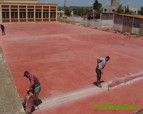 فتح أظرفة طلبات العروض الخاصة بمشروع تهيئة كرة القدم المصغرة بمركز حد الغربية P1010233