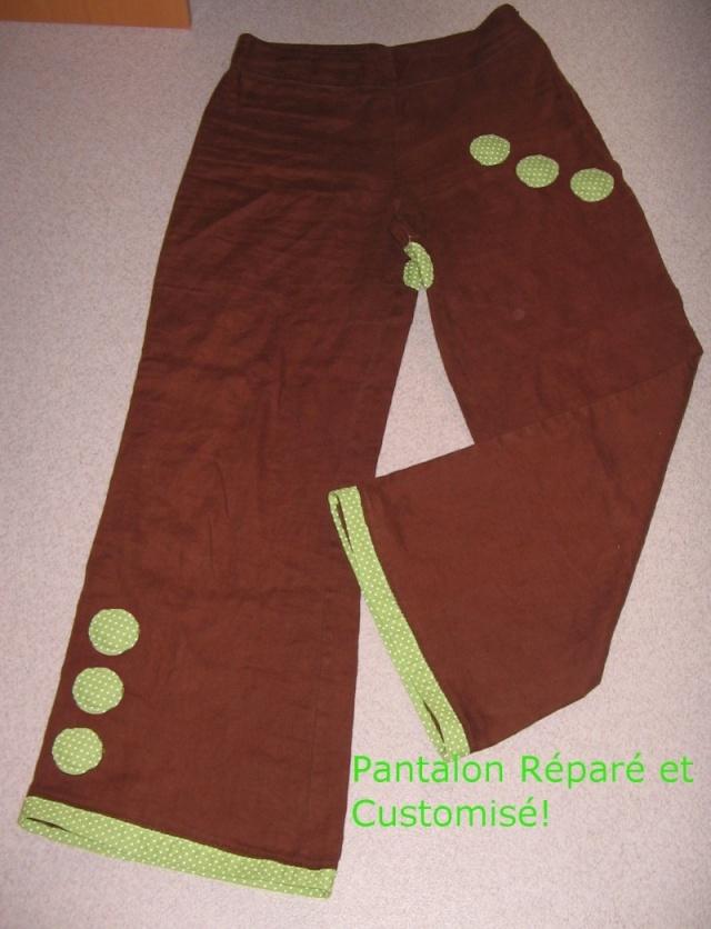 Réparation d'un pantalon Lili10