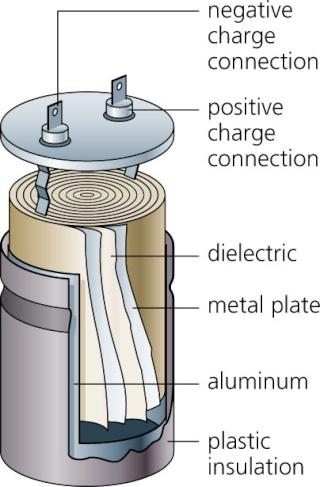 المكثفcapacitor Capaci11