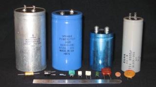 المكثفcapacitor Capaci13