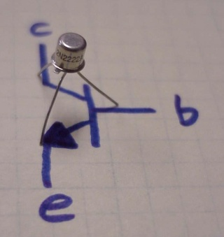 الترانزيستور transistor Tra110