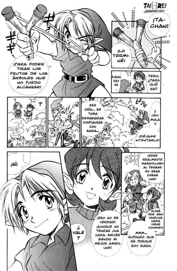 COMIC: Zelda: Ocarina of Time Zeldao18