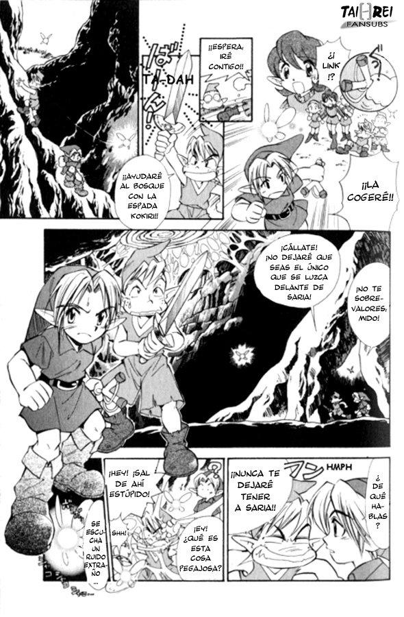 COMIC: Zelda: Ocarina of Time (2ª parte) Zeldao31