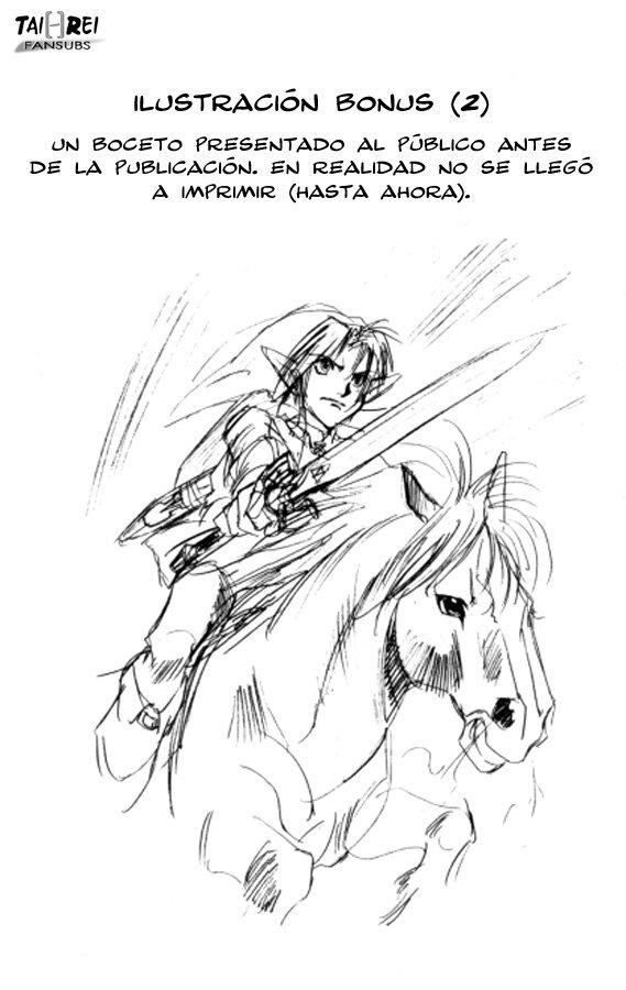 COMIC: Zelda: Ocarina of Time (2ª parte) Zeldao45