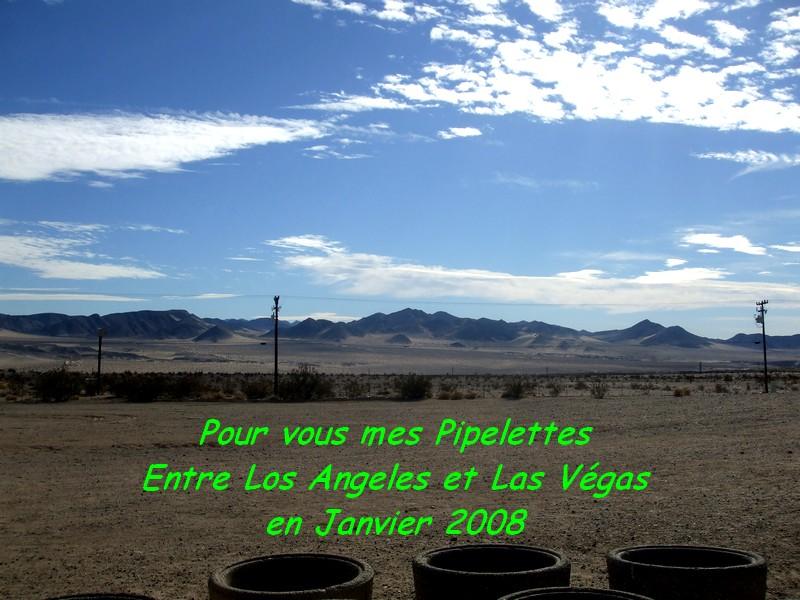 Le désert entre Los Angeles et Las Vegas Desert10